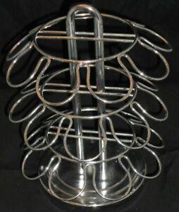 KEURIG 27 Pack Rotating Carousel Metal Tree Stand Coffee Tea K Cup Pod Organizer