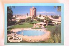 Postcard Sands Hotel Las Vegas Vintage Postcard VIP Swiming Pool New Condition