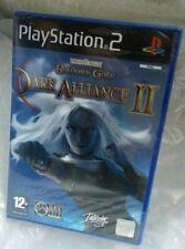BALDUR'S GATE: DARK ALLIANCE II - PS2 - PAL ESP - new & sealed