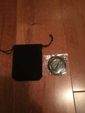 Tomb Raider Lara Croft Pendant Necklace & Pouch Brand New Rare Official Limited
