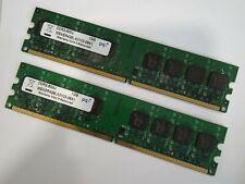 2Gb PQI DDR2-800U (1x1Gb) MEAER428LA0103-0BA1