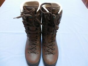 Cabelas Meindl Canadian Hunter Goretex Waterproof Leather Boots - Size 9.5