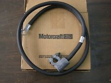 NOS OEM Ford 1987 1988 F250 F350 Super Duty Truck Negative Battery Cable Diesel