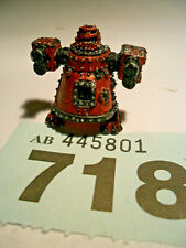 Warhammer 40k Ork Rogue Trader Tinboy Tinboyz Grot Runtbot robot metal rare B718