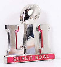 Superbowl LI 51 Super Bowl Large 3D Pin New England Patriots Atlanta Falcons