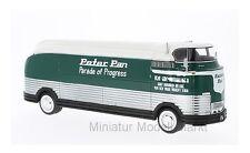#46471 - NEO GM Futurliner-Verde Scuro/Bianco-Parade of Progress - 1941 - 1:43