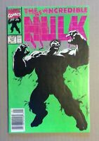 Incredible Hulk 377 Marvel Comics 1990 1st Professor Hulk Immortal Newsstand