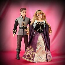 DISNEY STORE FAIRYTALE DESIGNER COLLECTION LE AURORA & PRINCE PHILLIP ~ BNIB