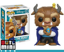 FUNKO POP DISNEY BEAUTY AND THE BEAST - WINTER BEAST FIGURE 12257 #239 IN STOCK