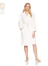 PJ Salvage Woman Ivory Plush Large Robe dc6089866