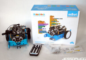 Works with Issues Makeblock mBot educational robot kit vehicle remote bluetooth