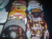 1.00 Movie Dvd's 1.00 shipping discs in white sleeves, no cases.