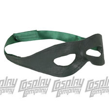 Green Arrow Face Mask Arsenal Comic Con Hero Domino Costume Cosplay Fancy Dress