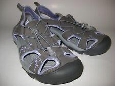 Outland Solstice Lavender/Gray Sport Sandals Womens US 8) P6024WVU 0000225695 GR