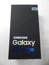 SAMSUNG Galaxy S7 Edge Retail Box w/Accessories - Universal - WHITE - NO PHONE