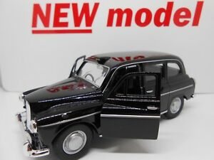 TOY CAR LONDON TAXI BLACK CAB MODEL TOY CAR BOY GIRL DAD CHRISTMAS GIFT NEW