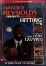 HAROLD REYNOLDS PRESENTS:BASEBALL HITTING with TONY GWYNN Learn From the Pros