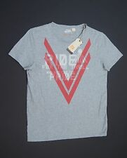 BOSS ORANGE by HUGO BOSS 'Terell' Crew-neck Graphic T-Shirts NEW NWT