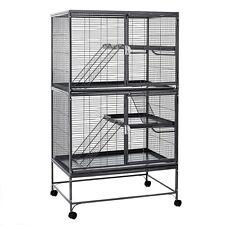 Aventura - Tall All Metal Chewproof Rat Ferret Chinchilla Degu Large Cage #1152
