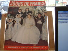 JOURS DE FRANCE N°84 PRESIDENT COTY