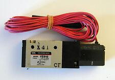 SMC Air Valve VZ512-2GS-01-X41 Komori PN # 3Z0-8101-480