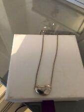 elsa peretti Tiffany bean necklace