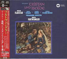 Wilhelm Furtwangler-Wagner : Tristan et Isolde-Japan 4 Sacd Hybrid Ltd / Édition