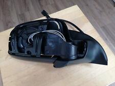 Peugeot 307 2001 Door Mirror R/hand brand New cable type black