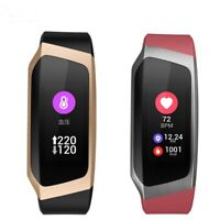Smart Watch For Android Ios Phone Heart Sports Bluetooth Wrist Tracker Fitness