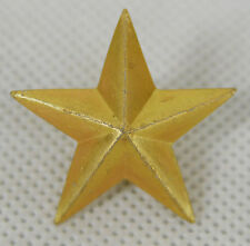 Ww2 WWII Japanese Imperial Army Cap Star Pin Insignia -32479