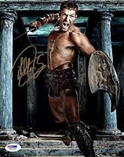 Liam McIntyre Signed Spartacus Authentic Autographed 8x10 Photo PSA/DNA #X47130