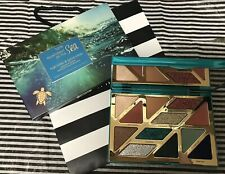 Rainforest of the Sea high tides & good vibes eyeshadow palette AUTHENTIC No Fee