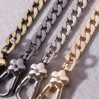20-120 CM Flower buckle Flat Chain For Handbag Or Shoulder Strap Bag Purse #58