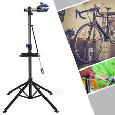 Bike Repair Stand Maintenance Station Adjustable Folding Mechanic Repair