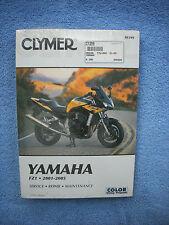 yamaha fz1 n fz1 s digital workshop repair manual 2006 on