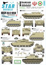 Iranian Tanks & AFVs # 1. Iran Army during the Iraq-Iran War 1980s
