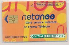 Télécarte 25 HN166 NETANOO ref TTP127