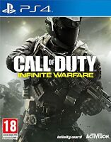 Call of Duty Infinite Warfare PS4 - MINT - Super FAST First Class Delivery FREE
