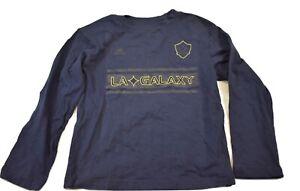 adidas Little Boys MLS Los Angeles Galaxy Shirt New L(7)