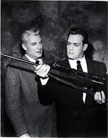 Vintage Raymond Burr Burr William Hopper 8x10 Picture Celebrity Print