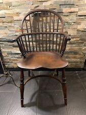 Original Antik ,Windsor Armlehnen-Stuhl ,Highback .Windsor Chairs