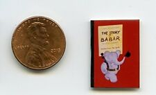 1:12 Scale Childrens Book Dollhouse Miniature Adult Collectable