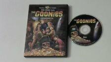 THE  GOONIES DVD Josh Brolin,Martha Plimpton,Sean Astin WIDE NEAR MINT SEE DESC
