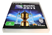 Rugby World Cup 2011 Sony PS3 PlayStation 3