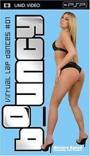 SALE  UMD BOUNCY VIDEO PSP Virtual Lap Dances #1