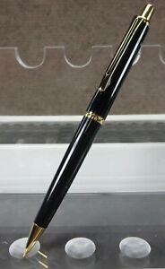 Vtg Pilot Custom Grandee Mechanical Pencil Japan 0.5mm Black Lacquer