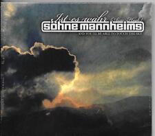 Single CD Söhne Mannheims `Ist es wahr - Aim High` Neu/OVP 5 Tracks
