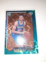 Kevin Knox NBA Hoops 2018 TEAL EXPLOSION Rookie Card...#242...Near Mint