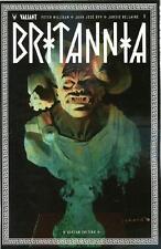Britannia #1 SDCC Exclusive B&W Ashcan Edition, NM 9.4, 1st Print