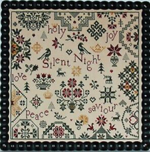 Simple Gifts - Silent Night - Praiseworthy Stitches - New Chart